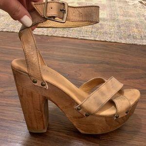 Bed Stu heels
